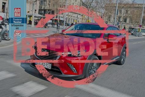 Mazda CX-3-Premierentester