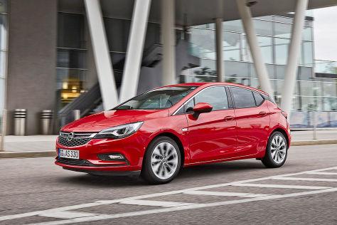 Opel Astra K Iaa 2015 Test Fahrbericht Autobild De
