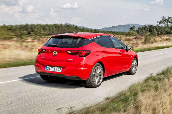 So fährt der neue Opel Astra