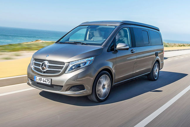 Video Mercedes Marco Polo 2015 Autobild De
