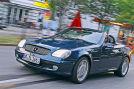 Mercedes SLK 200 Kompressor