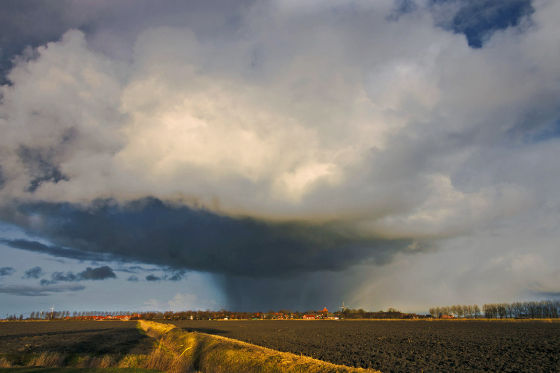 Enorme Schäden nach dem Unwetter