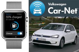 VW redet mit Schlau-Uhr
