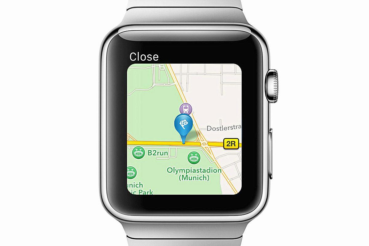 Apple Watch und BMW: Das Auto am Handgelenk