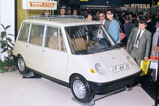 Familienvans: Blick auf die coolsten Raumkreuzer
