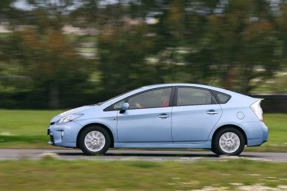 Toyota Plug-in-Hbrid