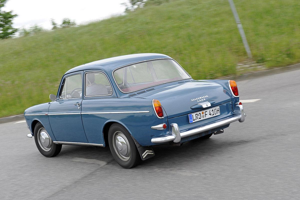 VW 1500 S Limousine