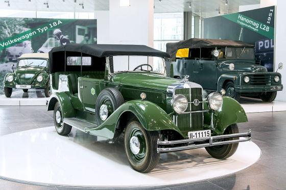 Horch 400 von 1930
