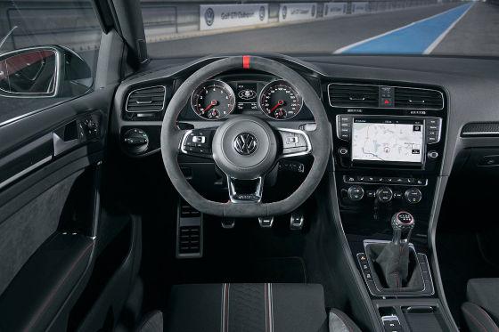 VW Golf GTI Clubsport