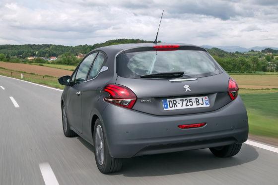 Peugeot 208 Facelift (2015)