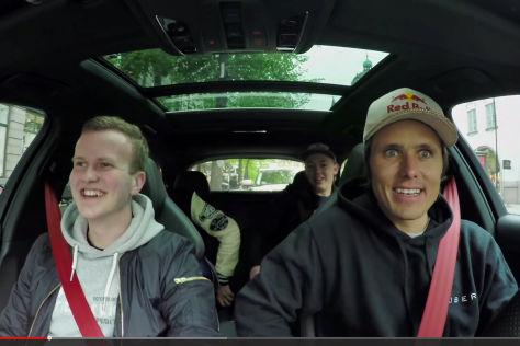 Jon Olssons Audi Rs 6 Dtm Mit 1000 Ps Als Uber Auto In Stockholm Autobild De