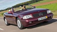 Marktanalyse: So teuer sind klassische Mercedes
