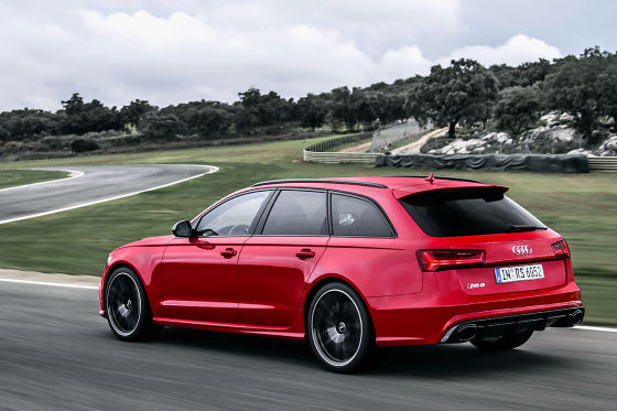 Audi RS 6 Avant Facelift