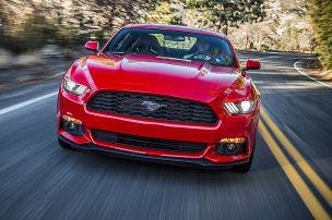 Neuer Mustang: Brandgefahr