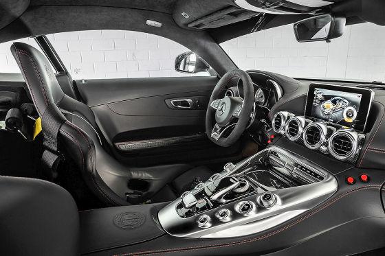 Mercedes AMG GT S als Safety Car der DTM 2015