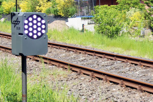 Blinklicht soll Leben retten