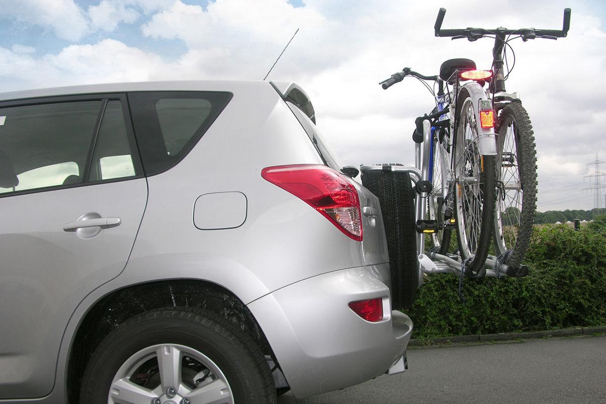Fahrradträger für Dach, Heck, Kupplung