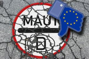 EU leitet Maut-Verfahren ein