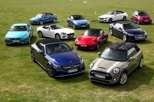 Die Top 10 der Cabrios im Check