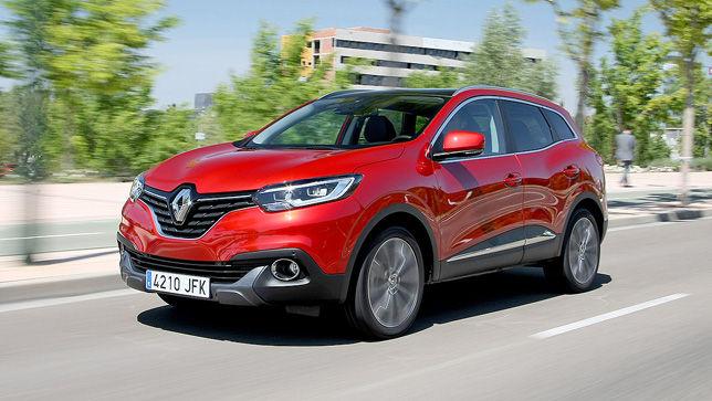 Renault Kadjar Erster Test Des Komapkt Suv Autobildde