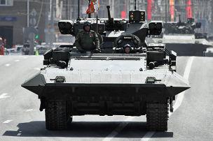 Neuer Russen-Panzer