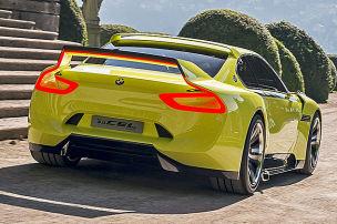 Kommt der BMW CSL zurück?