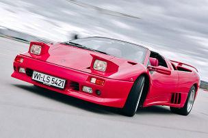 Die Autos der 90er