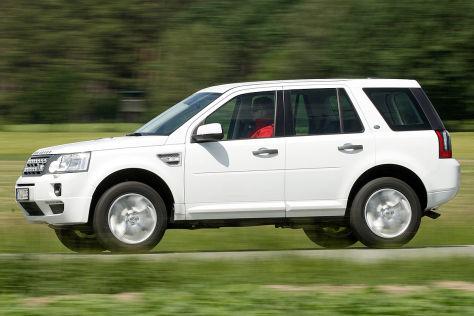 land rover freelander 2: gebrauchtwagen-test - autobild.de