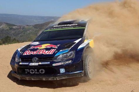Beim Test auf Sardinien verfeinerte Volkswagen die Abstimmung des Polo