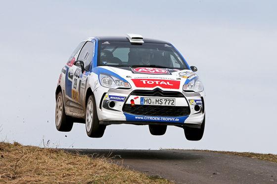 Rallye-Nachwuchs gesucht