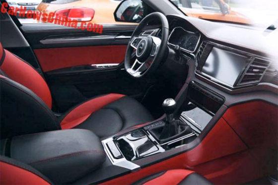Zotye X7: China-Klon vom VW Tiguan
