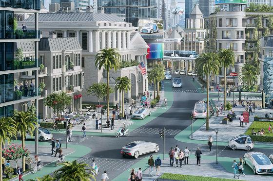 Daimler/Bosch-Projekt zum autonomen Fahren