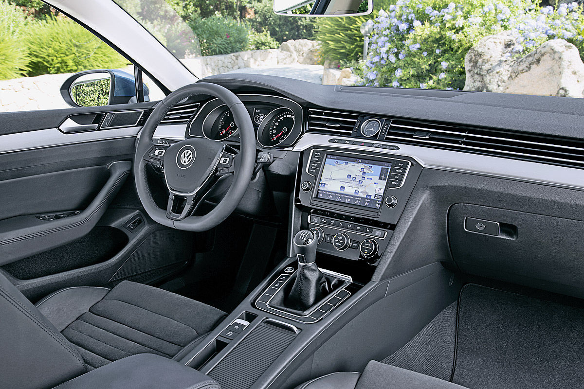Kaufberatung VW Passat - Bilder - autobild.de