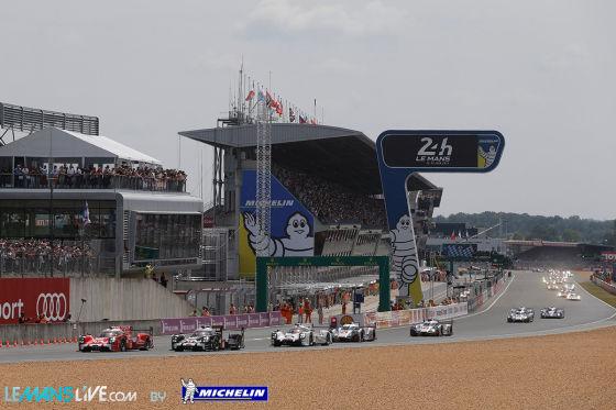 Le Mans Nachbericht Michelin