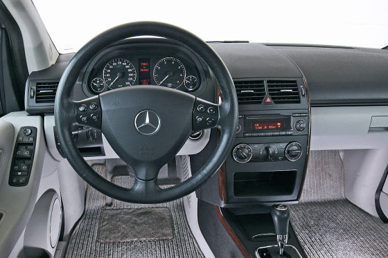 Mercedes A-Klasse (W169)