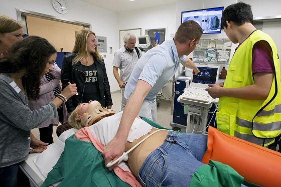 Schocktherapie als Unfall-Prävention