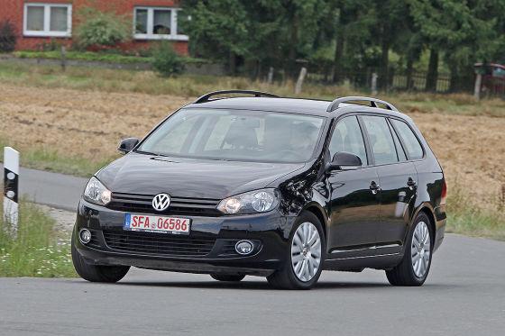 VW Golf 6 1.6 TDI