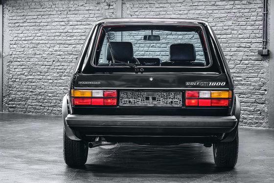 1983 VW Golf - GTI PIRELLI