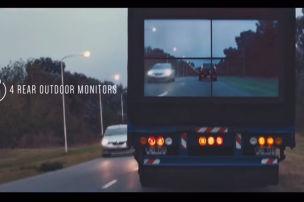 Der gl�serne Lastwagen