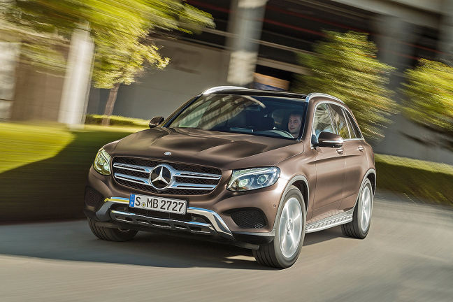 Benzel Busch Mercedes >> Video: Mercedes GLC 2015 - autobild.de