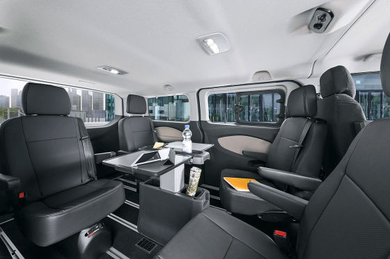 "Ford Tourneo Custom ""Business Edition"""