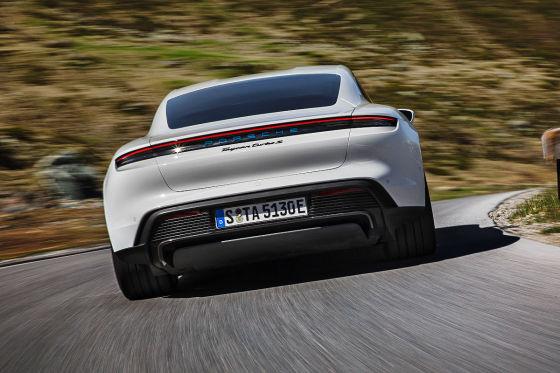 Neue Infos zum Porsche Taycan