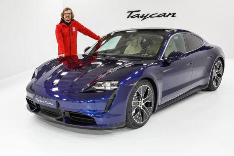 Alle Infos zum Porsche Taycan