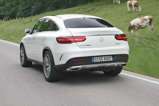 Mercedes  Amg Gle Coupe