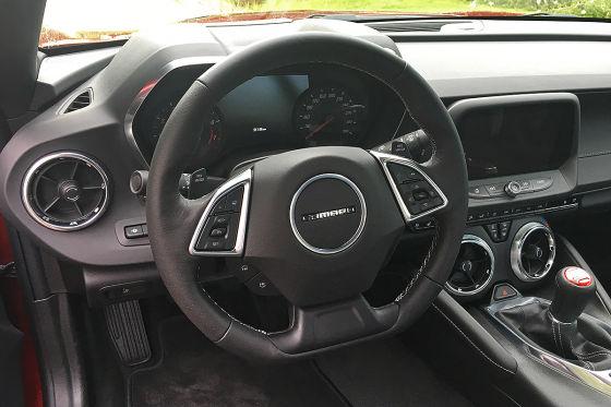 Chevrolet Camaro V8 Eu Version 2016 Fahrbericht Ps Und