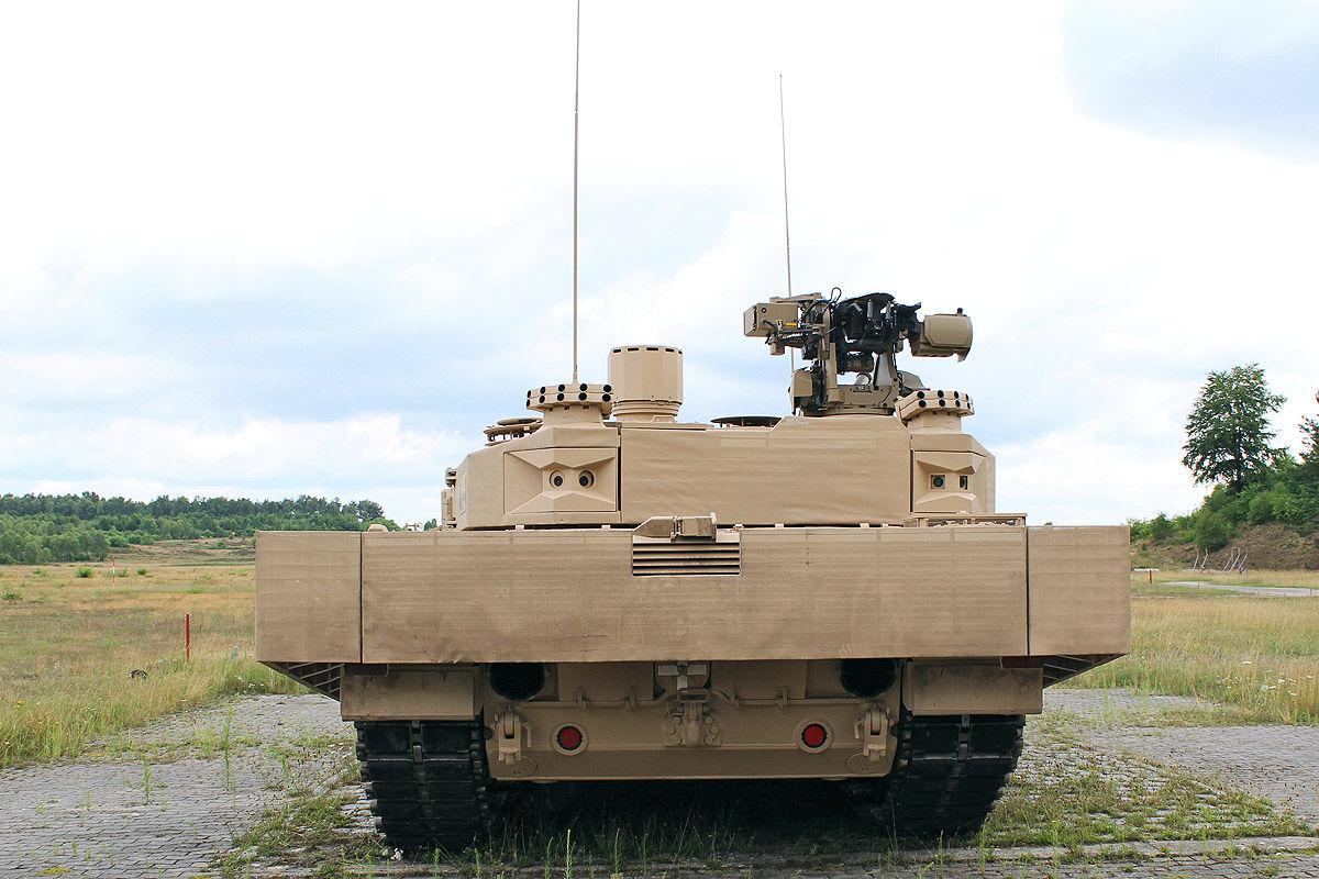 Das ist Deutschlands Panzer-Zukunft - Bilder - autobild de