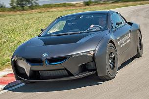 Wasserstoffantrieb im BMW i8 und 5er GT