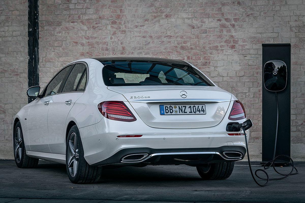 Bildergalerie Mercedes E-Klasse W213 (2018)