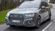 Abt-Audi QS7 (2016): Fahrbericht