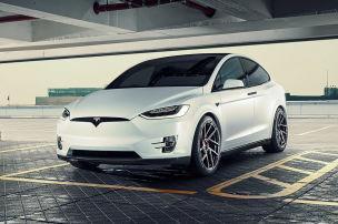 E-Autos: tiefer, breiter, leiser